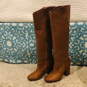 Sam Edelman Light Brown Boots